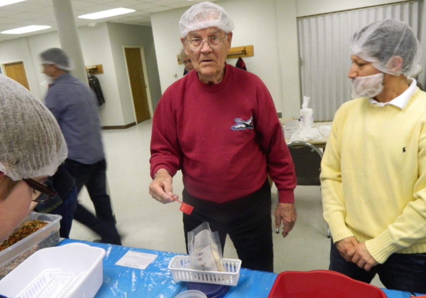 Meals Packaged for Kilimanjaro Mission of Hope | The ...