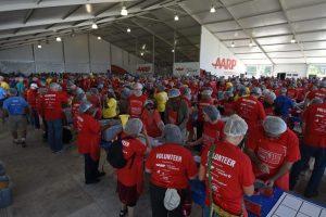 AARP Volunteers