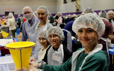 How a Meal Packaging Event Raises Awareness, Provides Action, and Creates Advocates for Hunger