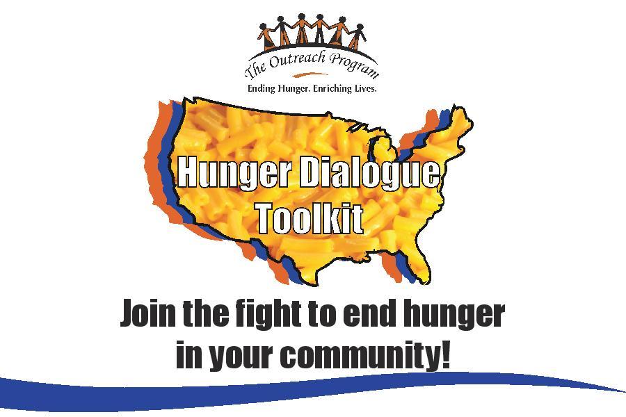 Outreach Announces New Hunger Dialogue Toolkit