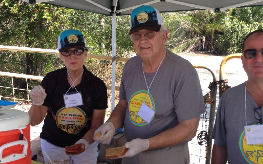 Outreach Founders Assist with Pan Florida Challenge