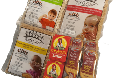 No Kid Eats Alone: The Outreach Family Pack